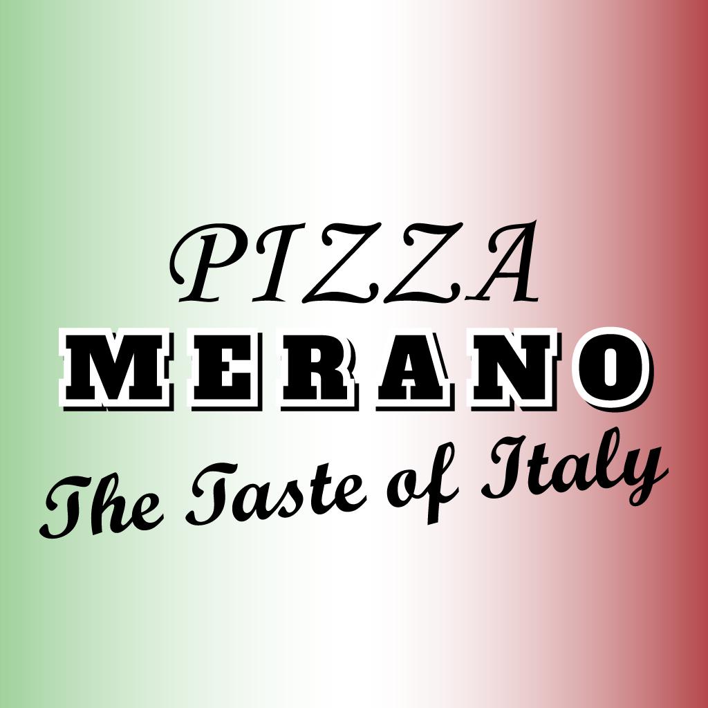 Pizza Merano Online Takeaway Menu Logo