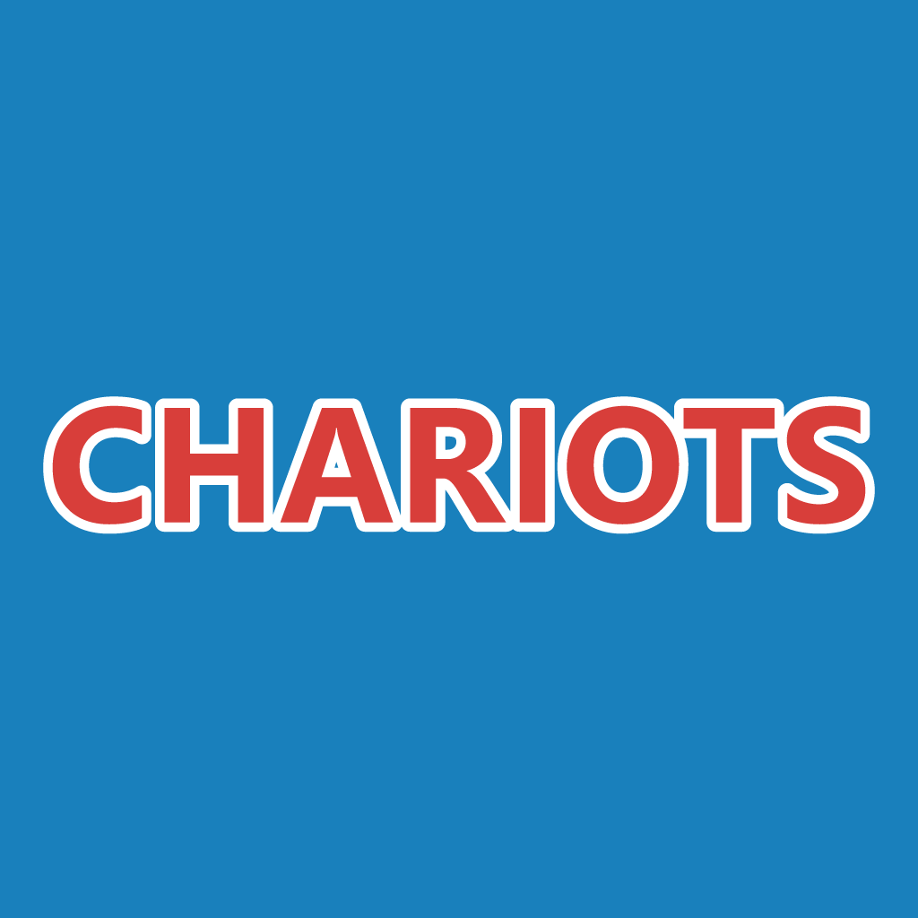 Chariots Pizza and Balti House Online Takeaway Menu Logo