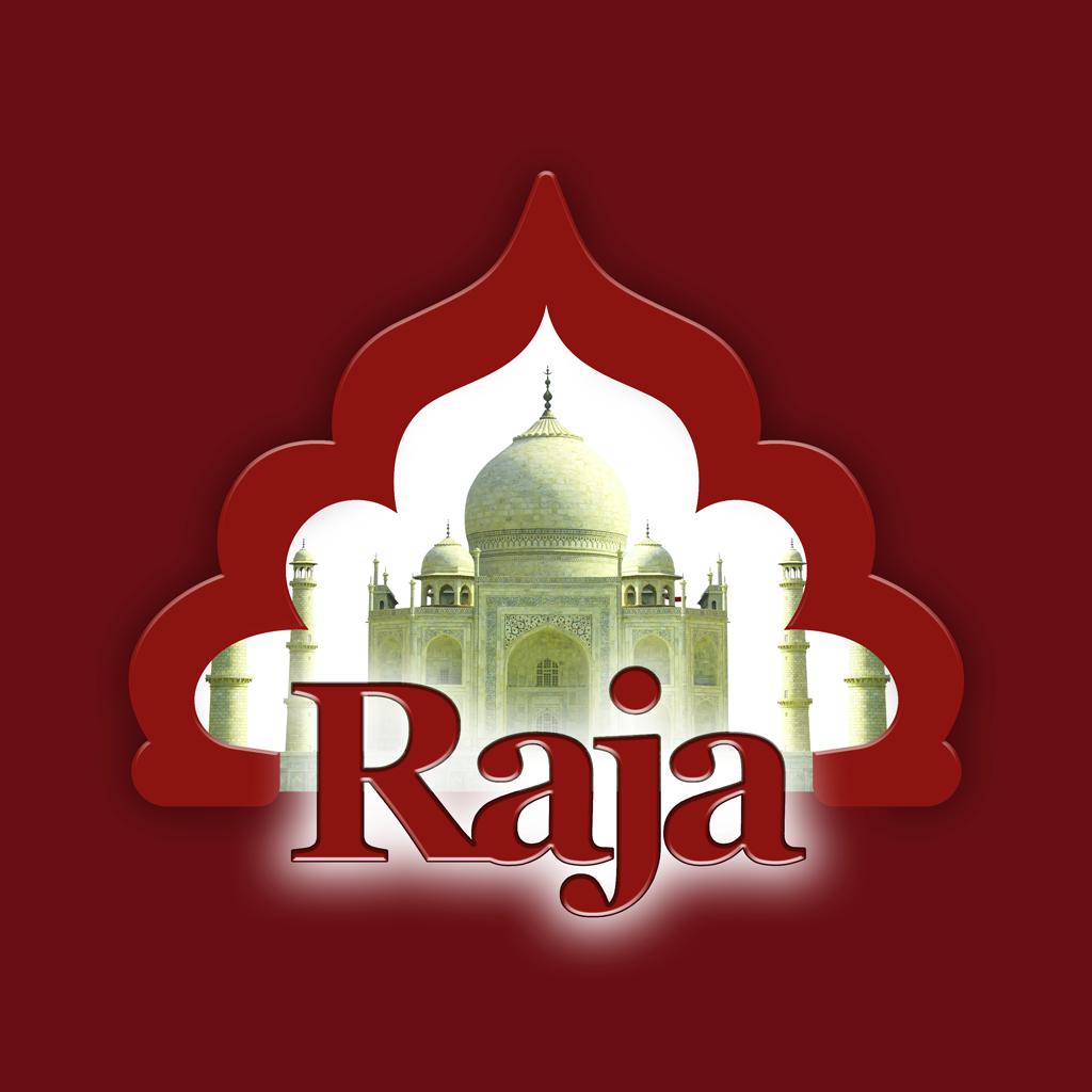 Raja Finest Cuisine Online Takeaway Menu Logo