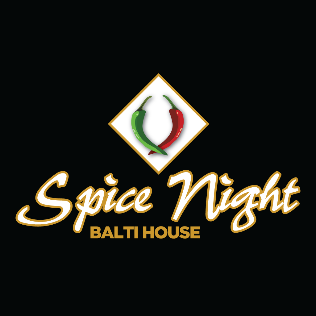 Spice Night Balti House Online Takeaway Menu Logo