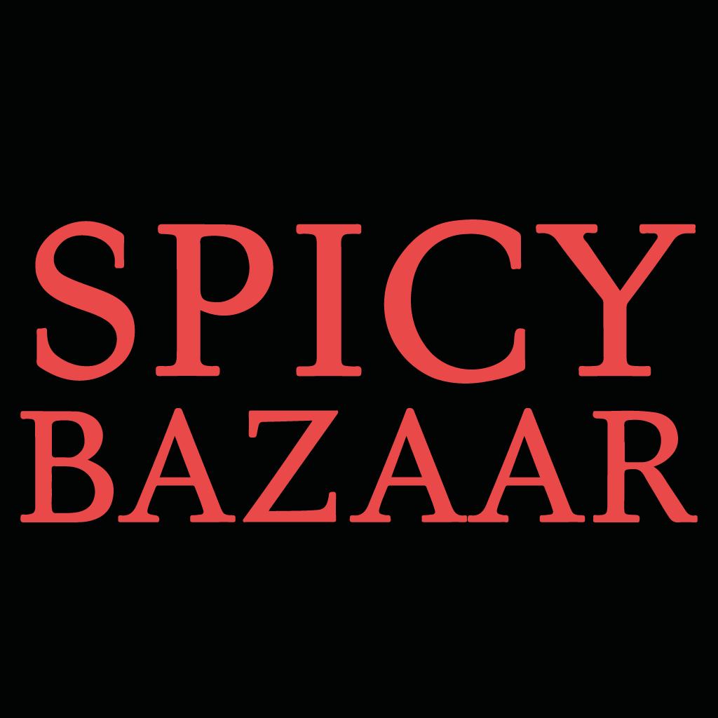 Spicy Bazaar Online Takeaway Menu Logo
