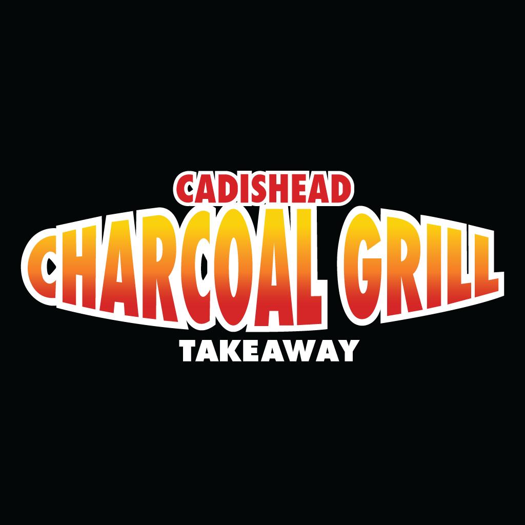 Cadishead Charcoal Grill Online Takeaway Menu Logo