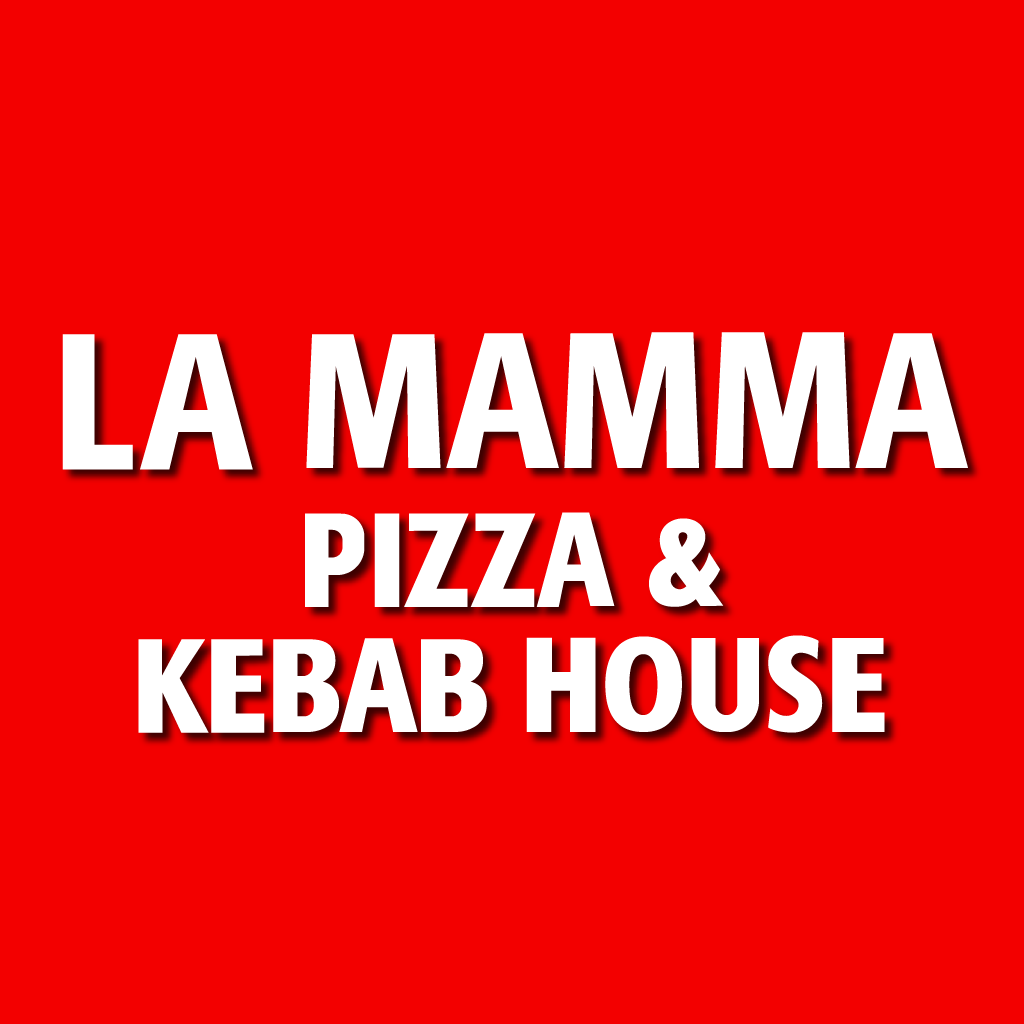 La Mamma Pizza and Kebab House Online Takeaway Menu Logo